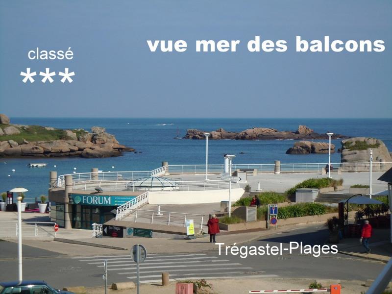 Location vacances Trégastel -  Appartement - 2 personnes - Radio - Photo N° 1