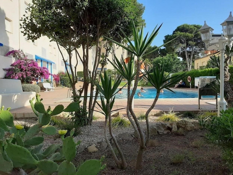 Holiday rentals l'Escala - Apartment - 7 persons - Garden - Photo N° 1