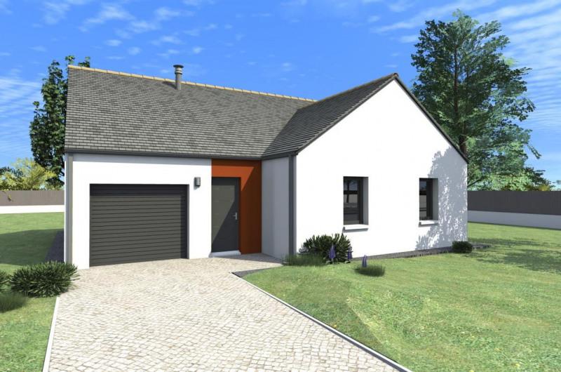 Maison  5 pièces + Terrain 450 m² Mésanger par ALLIANCE CONSTRUCTION ANCENIS