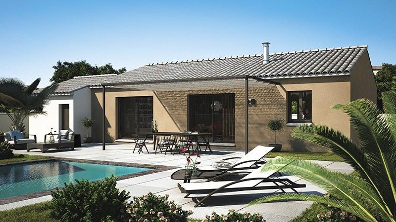 Maison  5 pièces + Terrain 502 m² Saint-Gervais par LES MAISONS DE MANON