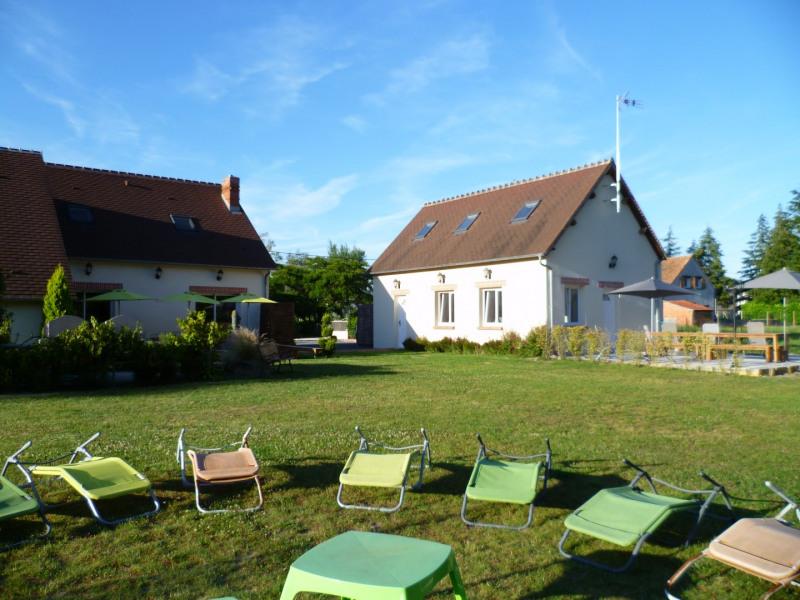 Location vacances Vernou-en-Sologne -  Maison - 39 personnes - Barbecue - Photo N° 1
