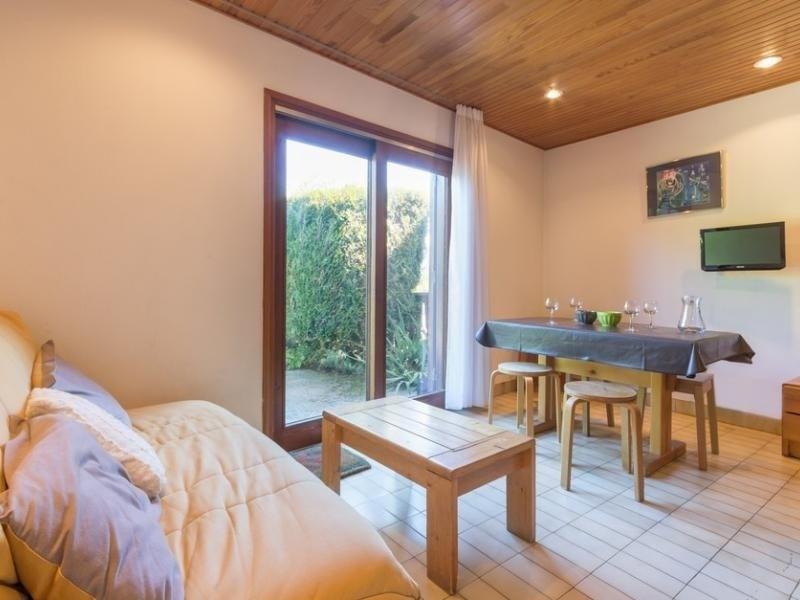 Appartement en rez de jardin avec terrasse privative