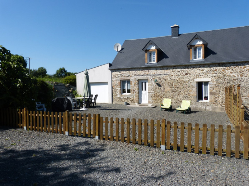 Holiday rentals Gouville-sur-Mer - Cottage - 6 persons - BBQ - Photo N° 1