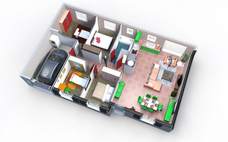 Maison  6 pièces + Terrain 800 m² Albi par OC RESIDENCES - ALBI
