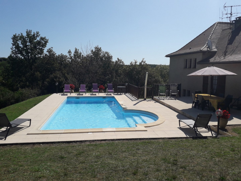 Location vacances Mauroux -  Maison - 8 personnes - Barbecue - Photo N° 1