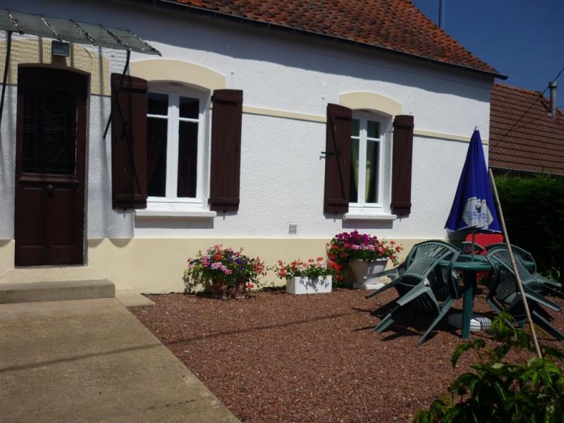 Location vacances Saint-Valery-sur-Somme -  Maison - 4 personnes - Barbecue - Photo N° 1