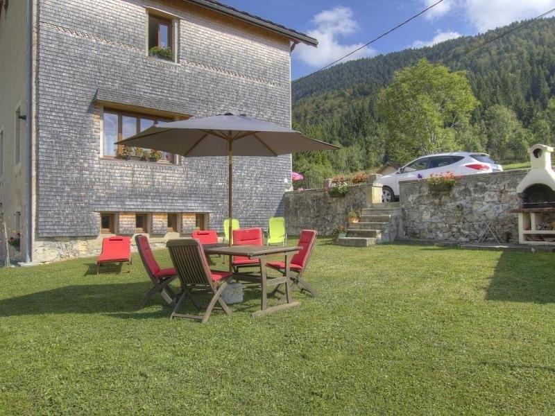 Location vacances Mijoux -  Maison - 4 personnes - Barbecue - Photo N° 1