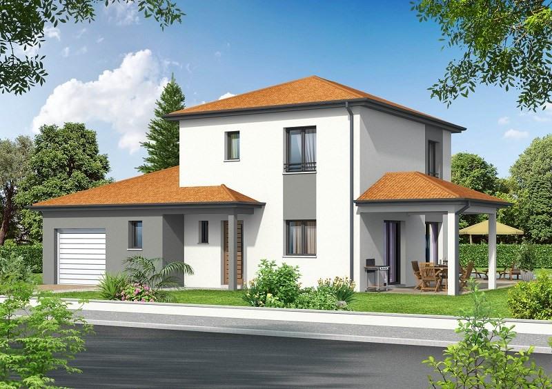 Maison  5 pièces + Terrain 1800 m² La Tour du Pin par COMPAGNIE DE CONSTRUCTION