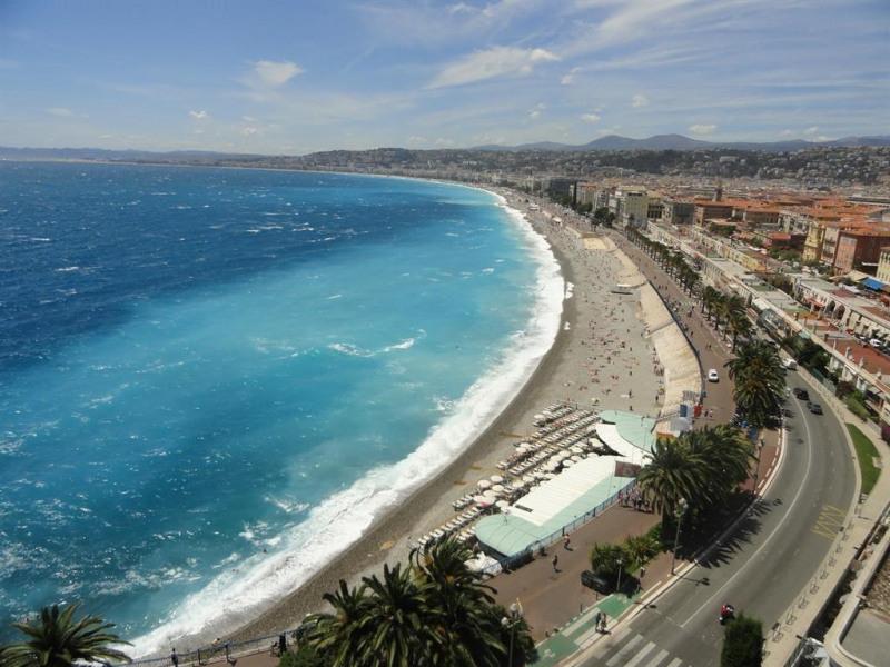 Location vacances Nice -  Appartement - 9 personnes - Câble / satellite - Photo N° 1