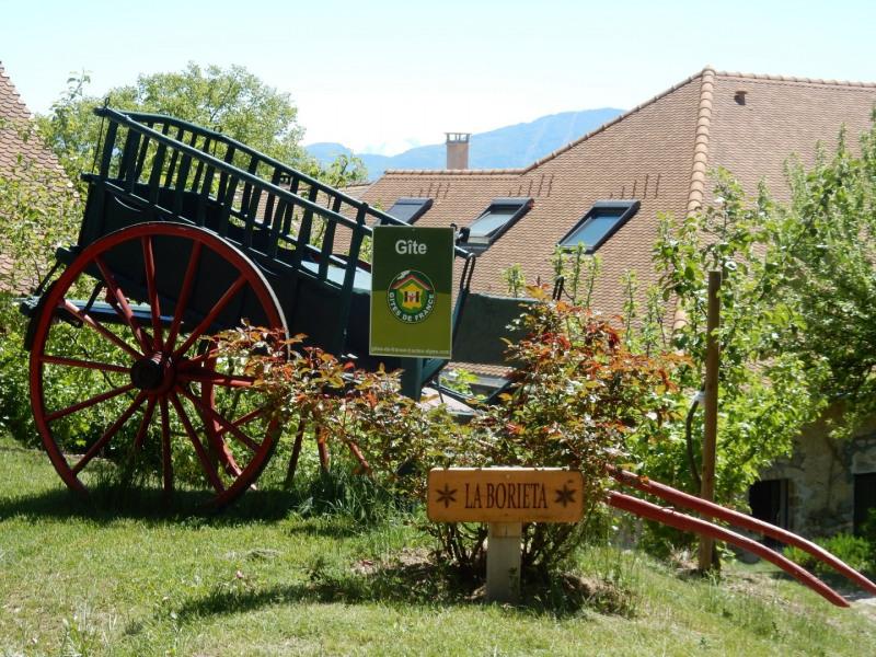 Location de vacances Gite rural Gap, 3 épis, 3 étoiles, SPA, SAUNA - Gap