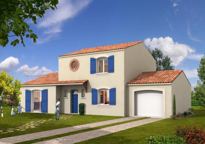 Maison  6 pièces + Terrain 619 m² Moreilles par ALLIANCE CONSTRUCTION LA ROCHE SUR YON