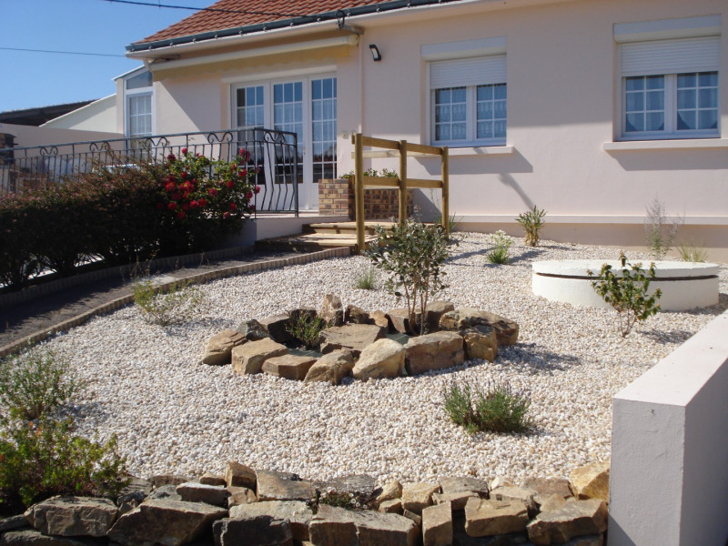 Holiday rentals La Barre-de-Monts - Cottage - 8 persons - BBQ - Photo N° 1
