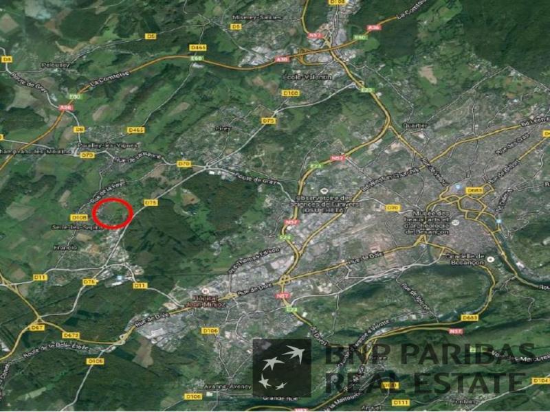 Vente Local d'activités / Entrepôt Serre-les-Sapins