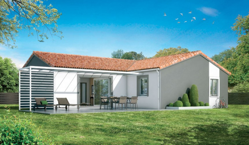 Maison  5 pièces + Terrain 950 m² Podensac par MAISONS SANEM