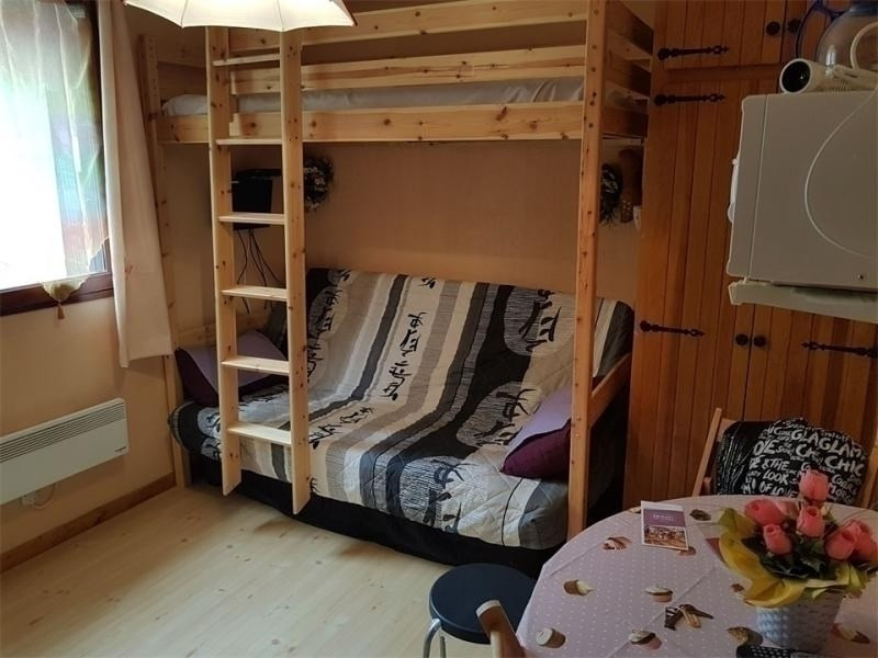 Location vacances Saint-Michel-de-Chaillol -  Appartement - 2 personnes - Télévision - Photo N° 1