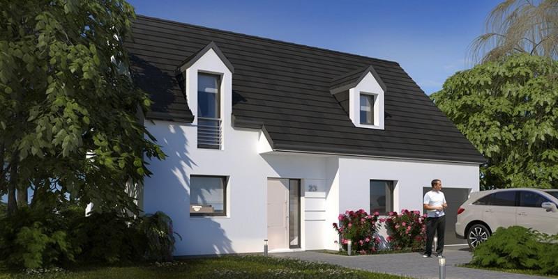 Maison  5 pièces + Terrain 324 m² Achères-la-Forêt par MAISONS.COM