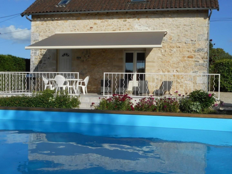 Location vacances Thiviers -  Gite - 6 personnes - Barbecue - Photo N° 1