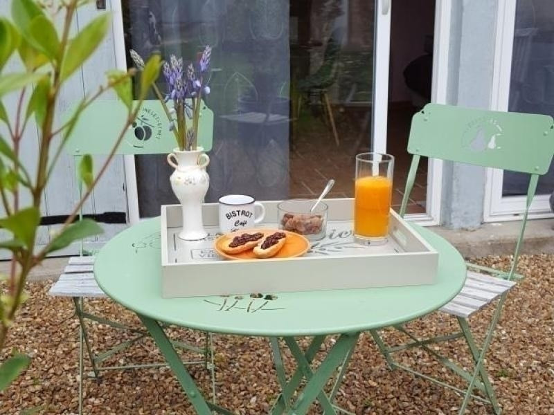 Location vacances Pontlevoy -  Appartement - 2 personnes - Jardin - Photo N° 1
