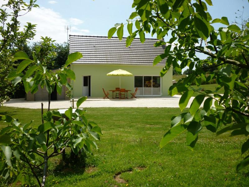 Ferienwohnungen Besneville - Hütte - 4 Personen - Grill - Foto Nr. 1