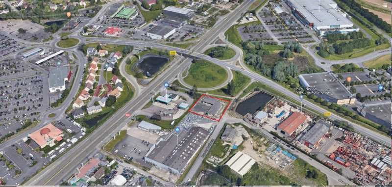 Location Terrain Ballainvilliers