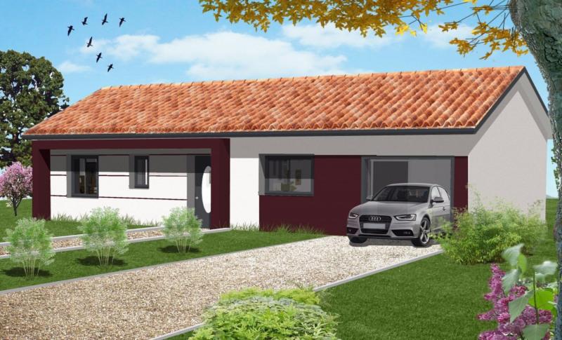Maison  3 pièces + Terrain 350 m² Canohes par A M CONSTRUCTIONS