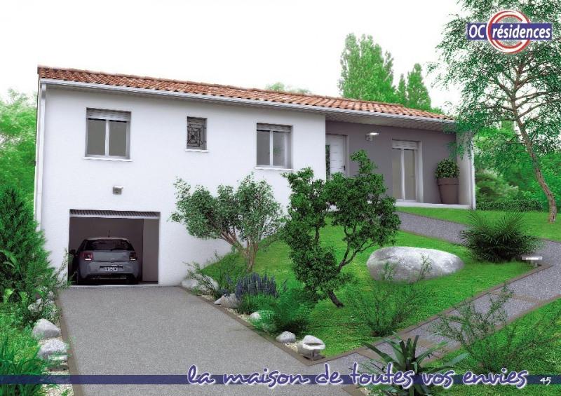 Maison  6 pièces + Terrain 1500 m² Issel par OC RESIDENCES - CASTELNAUDARY