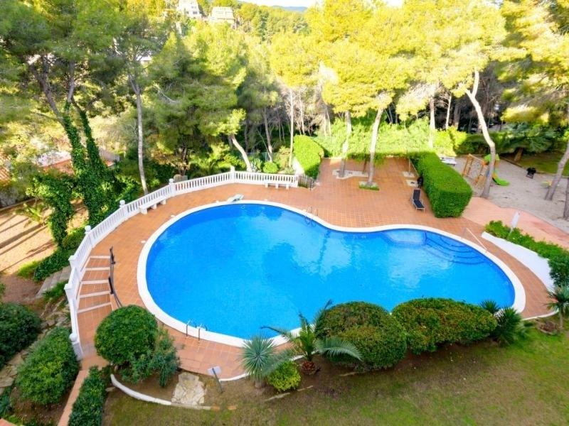 Location vacances Sitges -  Appartement - 5 personnes - Jardin - Photo N° 1