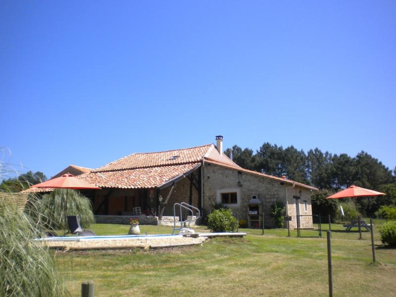 Ferienwohnungen Manzac-sur-Vern - Hütte - 4 Personen - Grill - Foto Nr. 1
