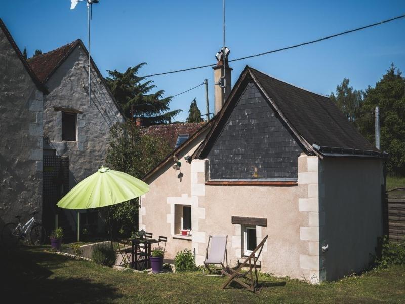 Location vacances Athée-sur-Cher -  Maison - 2 personnes - Barbecue - Photo N° 1