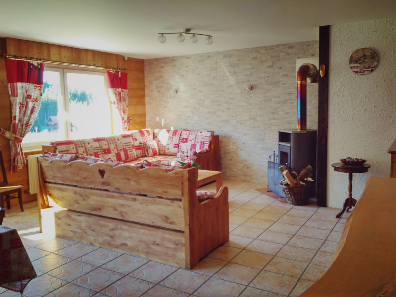 Location vacances Xonrupt-Longemer -  Gite - 6 personnes - Barbecue - Photo N° 1