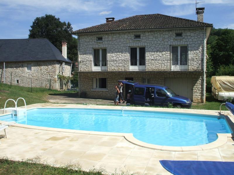 Maison avec piscine privée au coeur de souillac