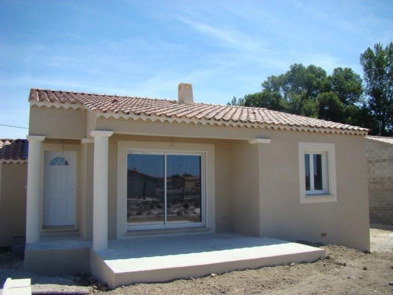 Maison  4 pièces + Terrain 675 m² St Genies de Comolas par SARL DEMEURES DE PROVENCE SUD ORANGE