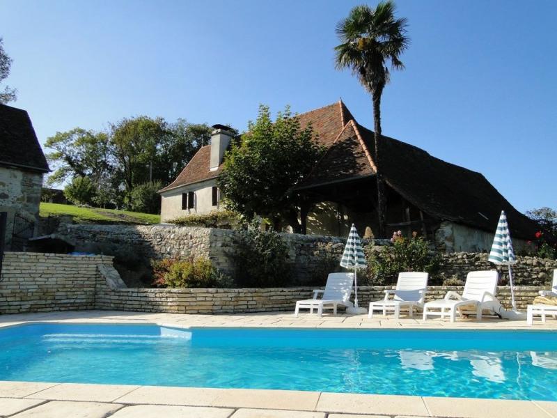 Authentique ferme béarnaise du XVIIIème, 4 épis, 4 étoiles NN, piscine chauffée