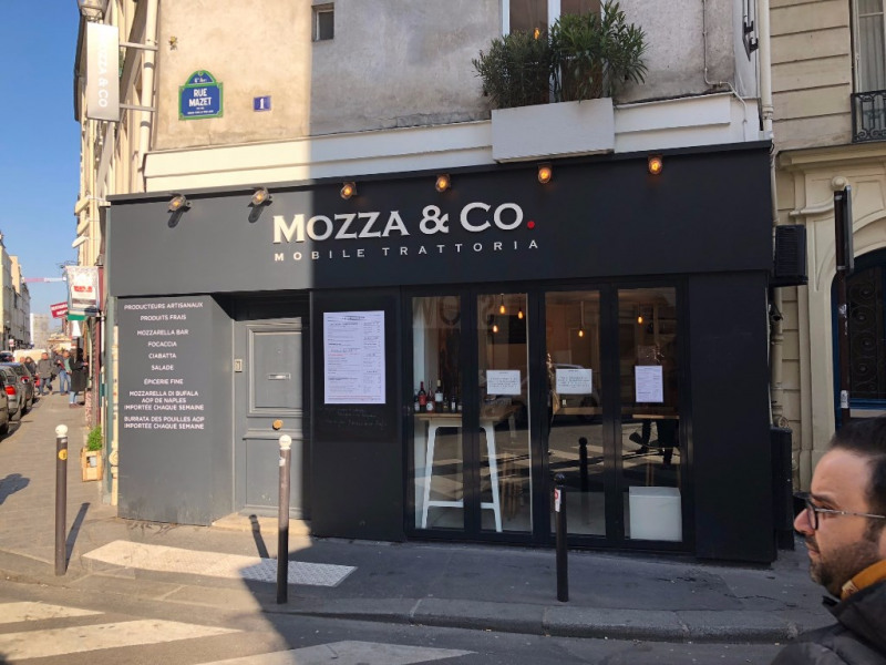 Location Boutique Paris 6ème