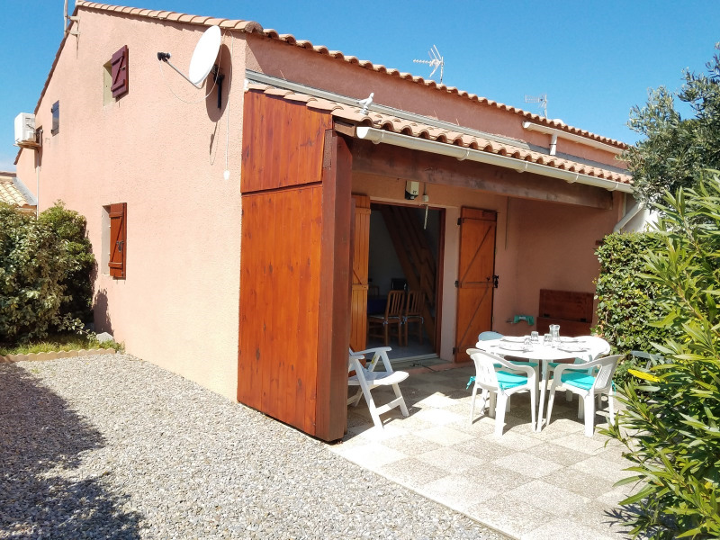 GRUISSAN : 2-room Villa with pool in the residence
