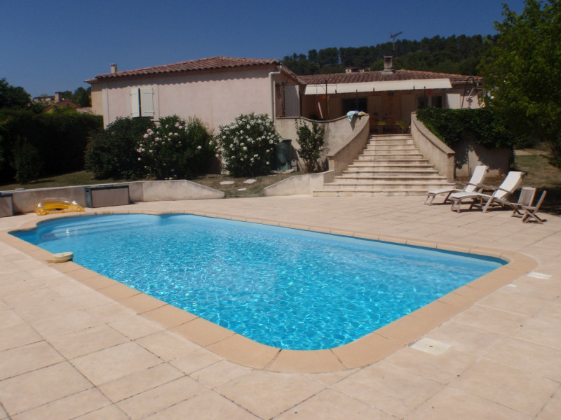 Holiday rentals Villelaure - House - 8 persons - BBQ - Photo N° 1