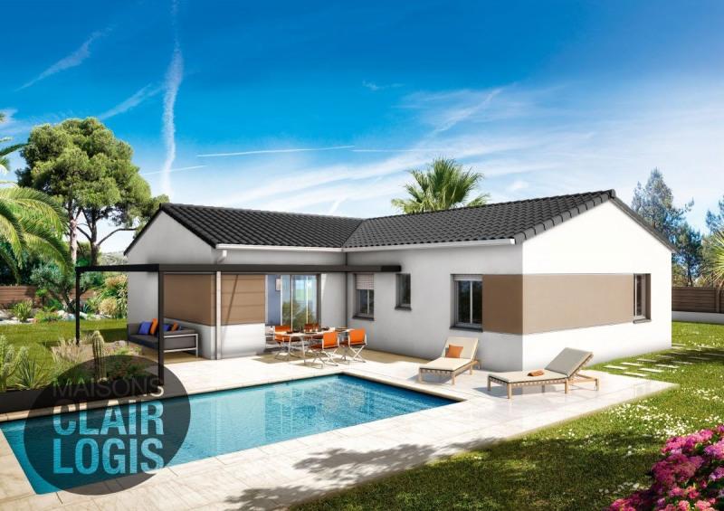 Maison  4 pièces + Terrain 1500 m² Montauban par MAISONS CLAIR LOGIS MONTAUBAN
