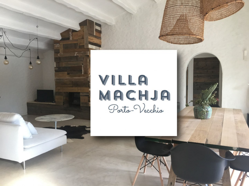 Location vacances Porto-Vecchio -  Maison - 9 personnes - Barbecue - Photo N° 1