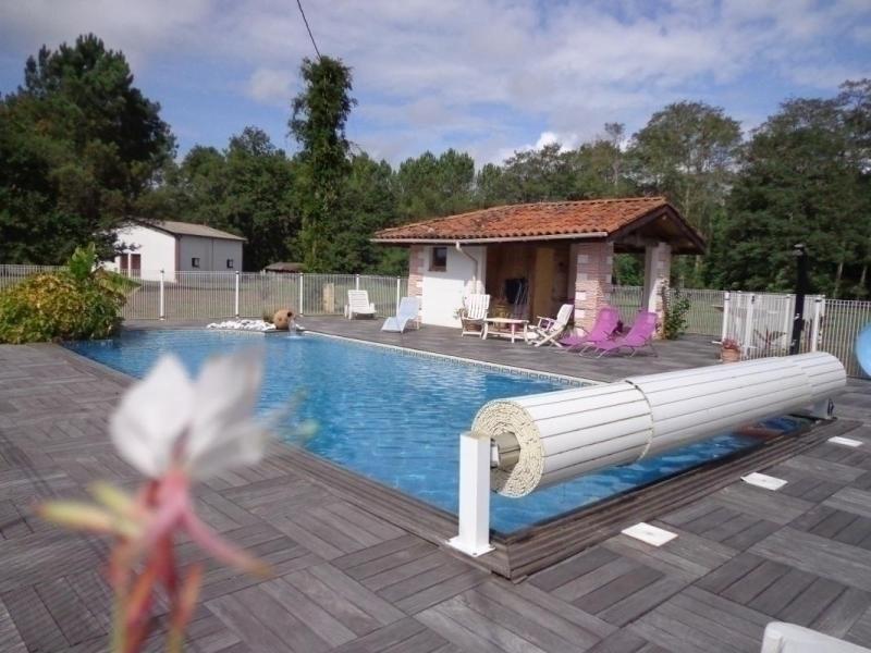 Location vacances Mézos -  Maison - 4 personnes - Barbecue - Photo N° 1