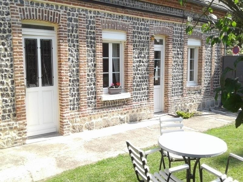 Location vacances Ganzeville -  Maison - 4 personnes - Barbecue - Photo N° 1