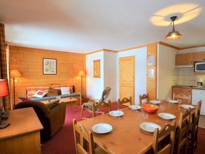 Location vacances Notre-Dame-de-Bellecombe -  Appartement - 10 personnes - Télévision - Photo N° 1