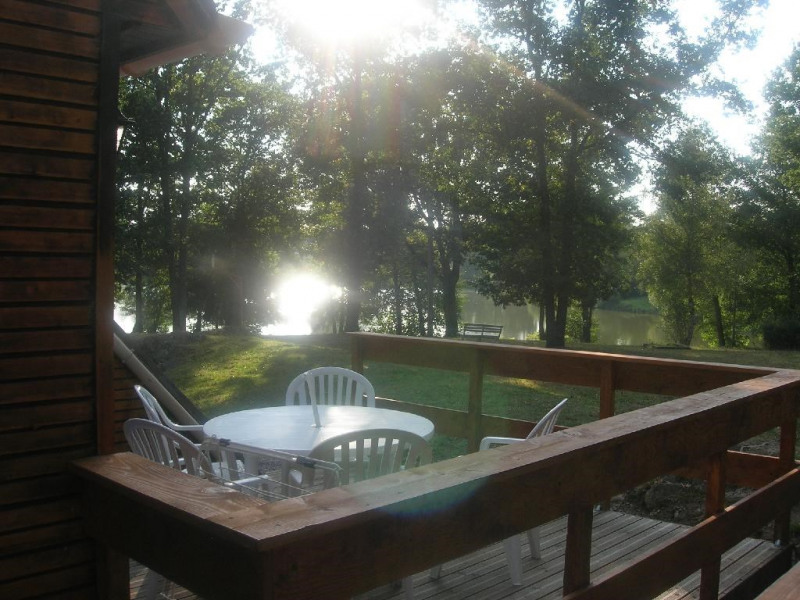 Location vacances Champagnat -  Maison - 6 personnes - Barbecue - Photo N° 1