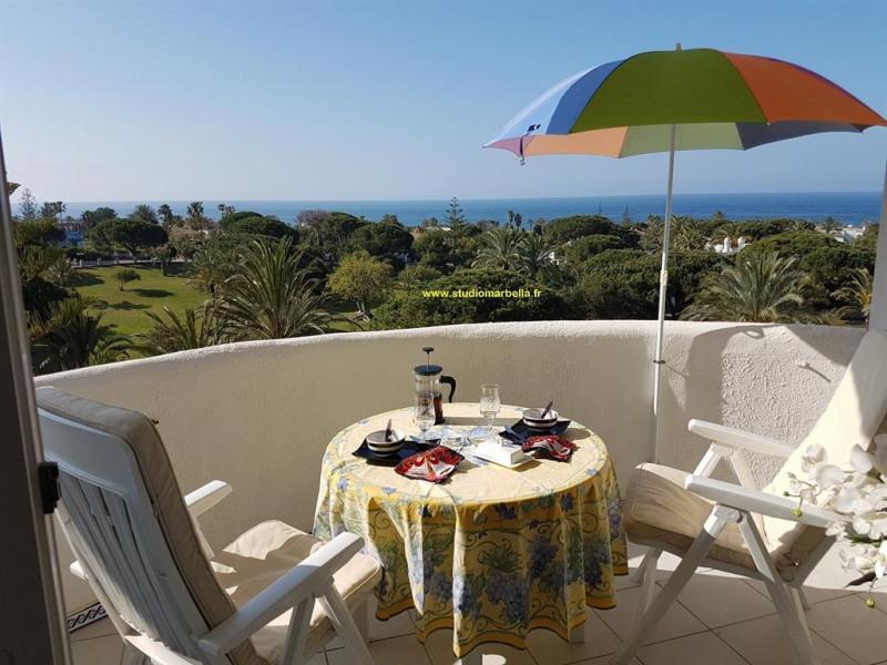 wohnung de vacances à Marbella, en Andalusia pour 4 Pers ...