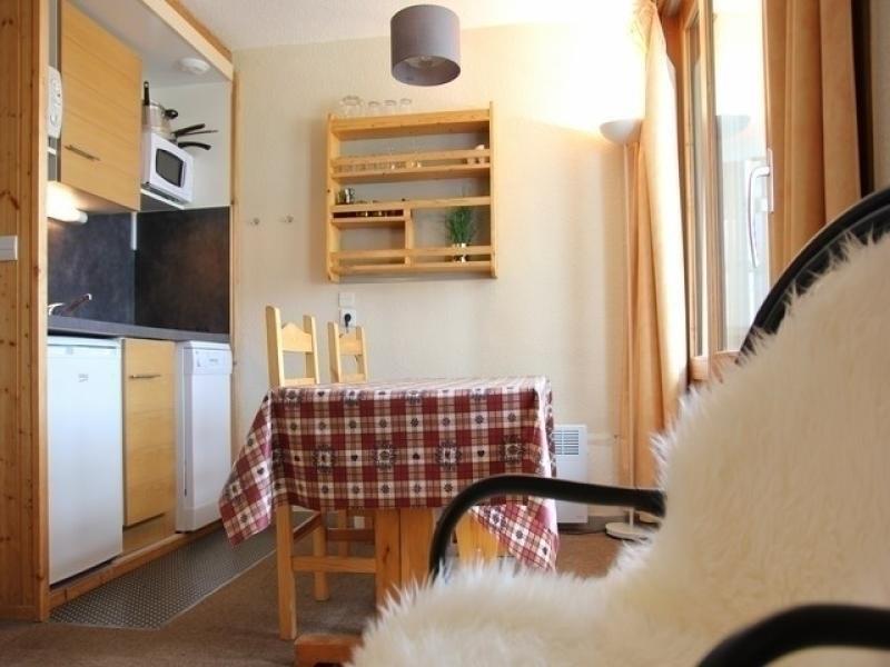 appartement aux pieds des pistes, petite résidence (ORSIERE)