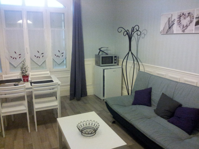 Holiday rentals Saint-Malo - Apartment - 4 persons - Outdoor games - Photo N° 1