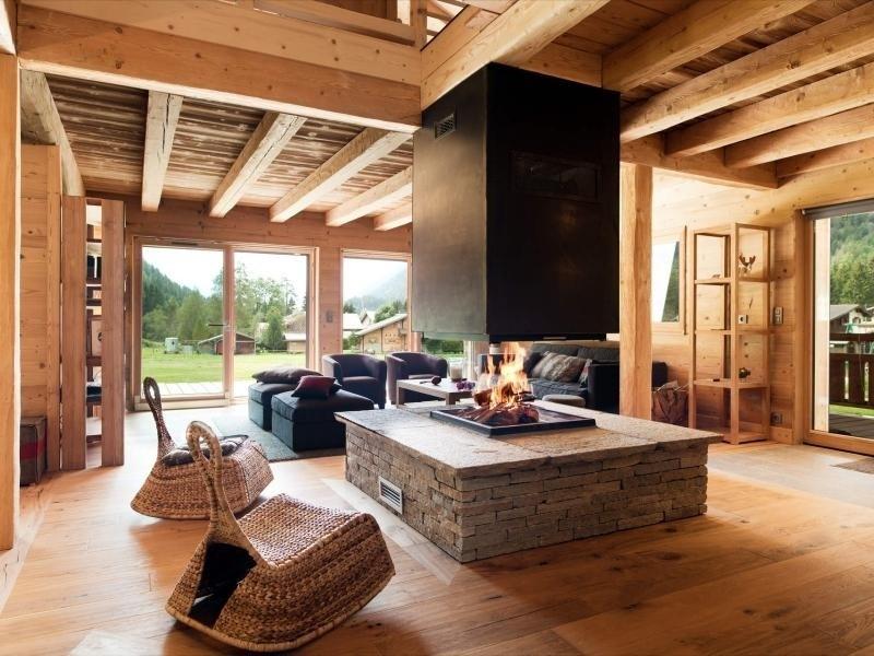 Location vacances Chamonix-Mont-Blanc -  Maison - 12 personnes - Télévision - Photo N° 1
