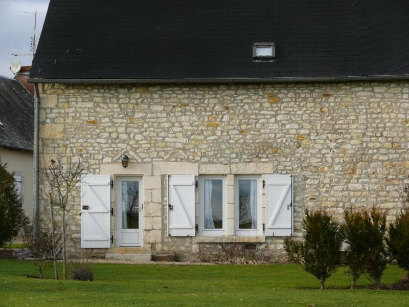 Holiday rentals Coings - Apartment - 2 persons - BBQ - Photo N° 1