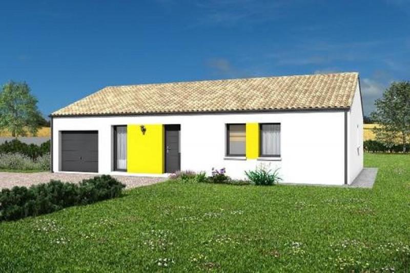 Maison  5 pièces + Terrain 521 m² Bois-de-Céné par Primea