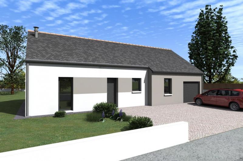 Maison  5 pièces + Terrain 400 m² Ligné par ALLIANCE CONSTRUCTION ANCENIS