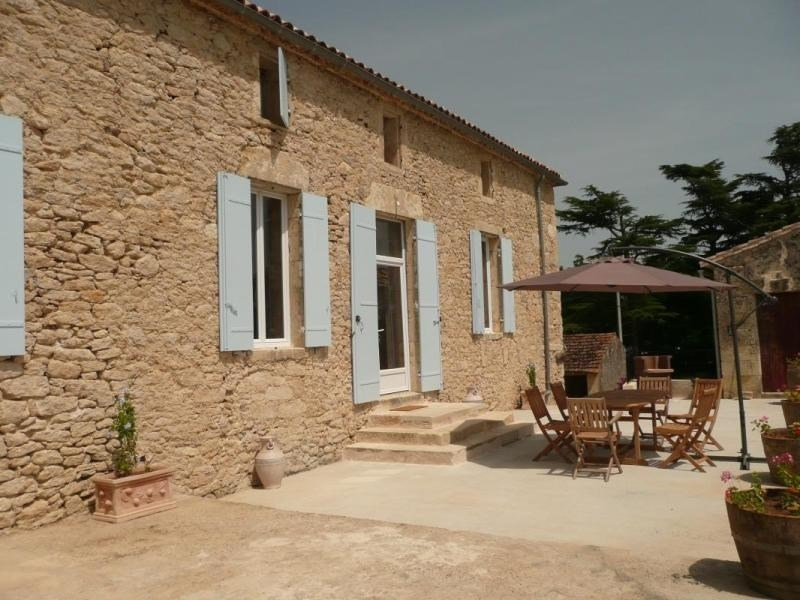 Location vacances Doulezon -  Maison - 6 personnes - Barbecue - Photo N° 1